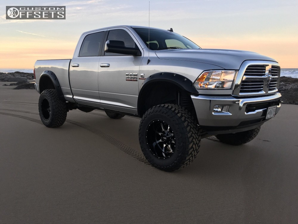 2015 Ram 2500 Moto Metal Mo970 Zone Suspension Lift 65in Custom Offsets