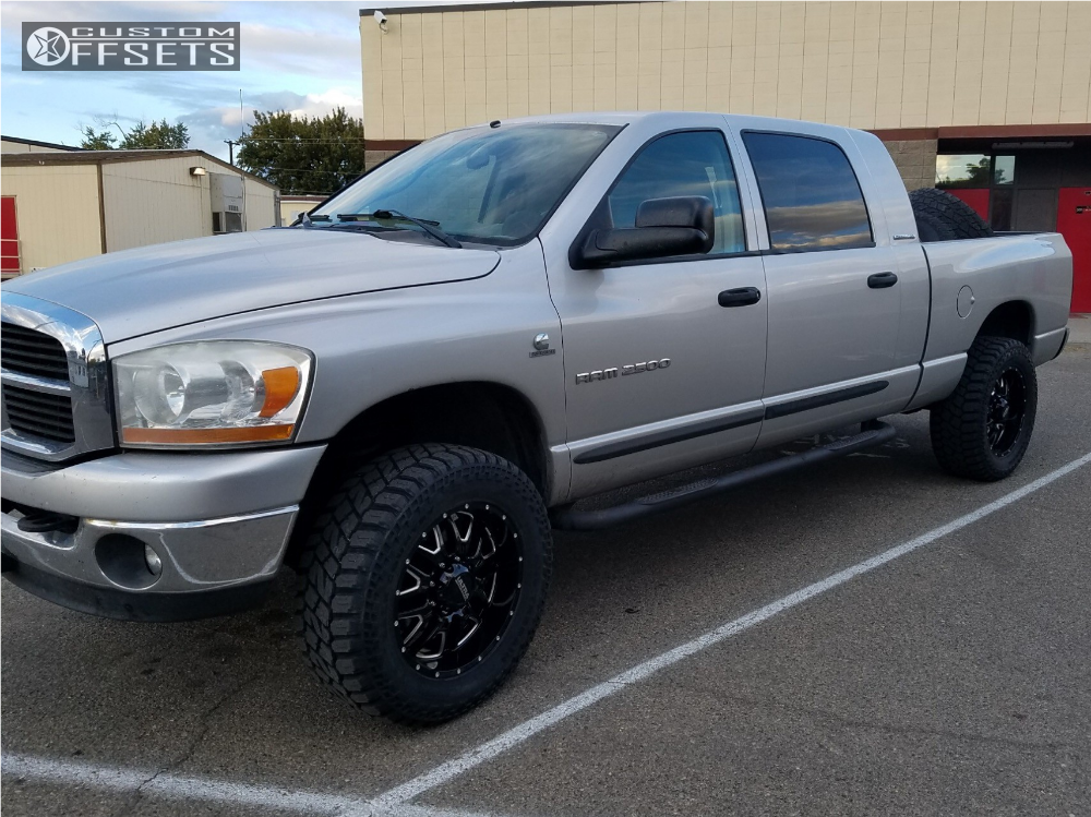 2006 dodge ram 2500 ultra hunter hbs leveling kit custom
