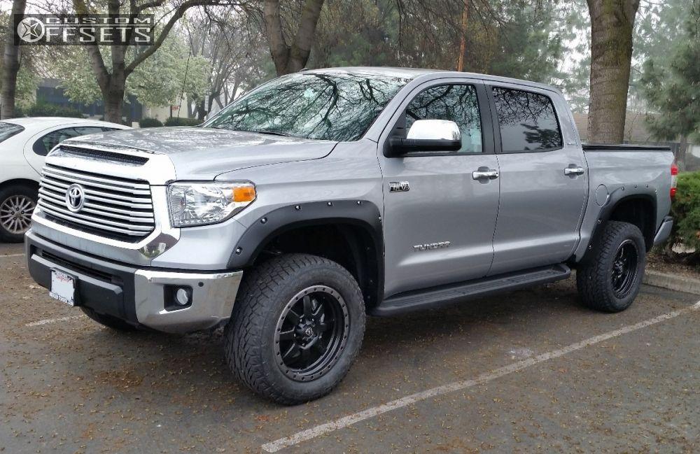Wheel fset 2014 Toyota Tundra Aggressive 1 Outside