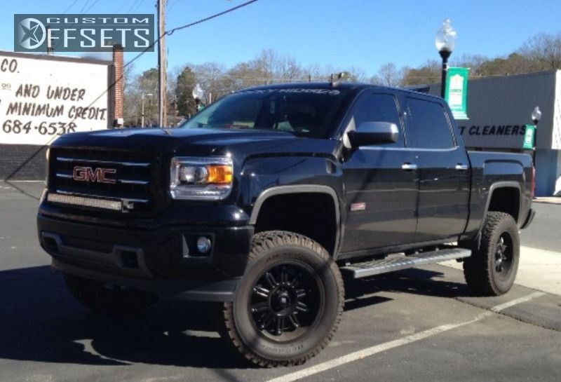 Wheel Offset 2014 Gmc Sierra 1500 Aggressive 1 Outside ...