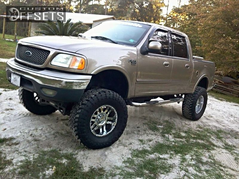 2002 Ford F-150 American Eagle N/A Suspension Lift 9