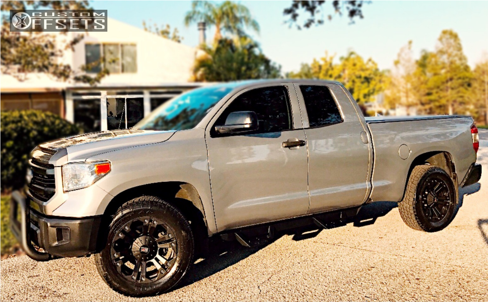 2014 toyota tundra xd monster stock stock. Black Bedroom Furniture Sets. Home Design Ideas