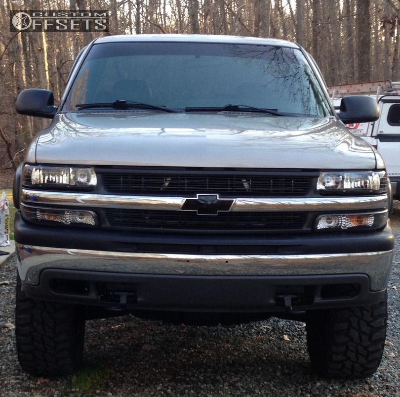1999 chevy 2500 leveling kit
