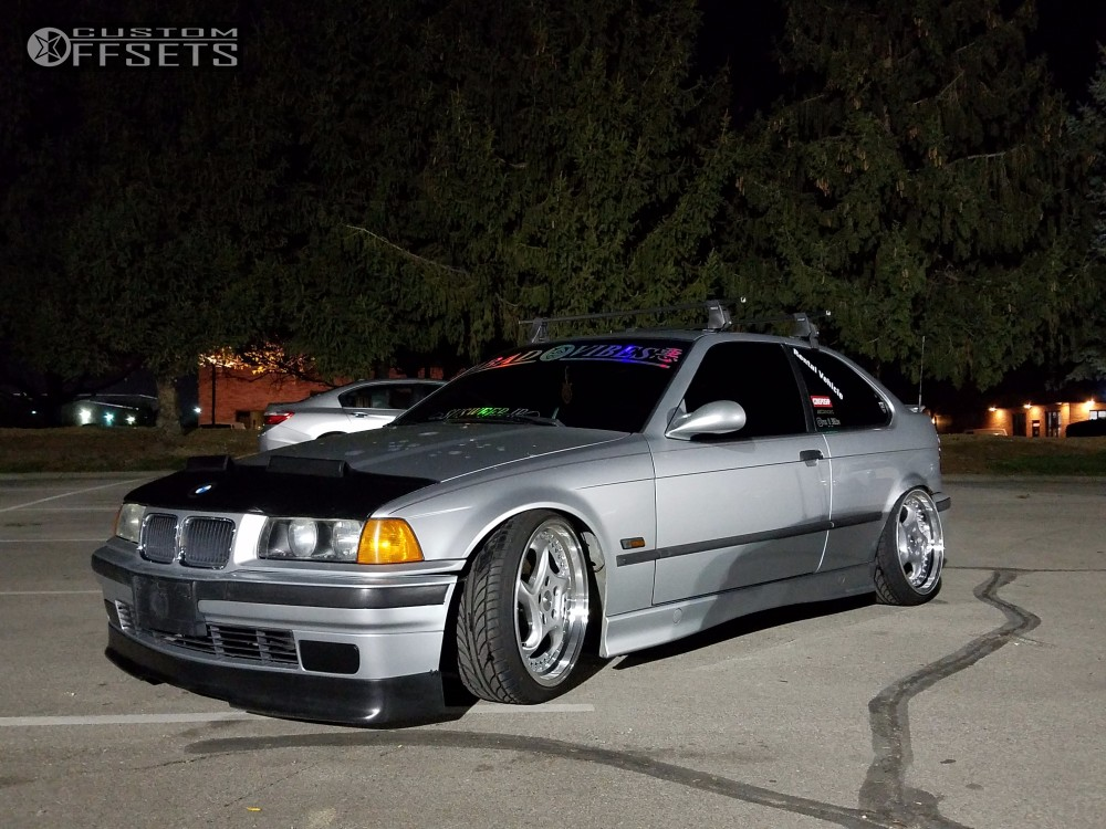 1996 Bmw 318ti Esm Bc Racing Coilovers