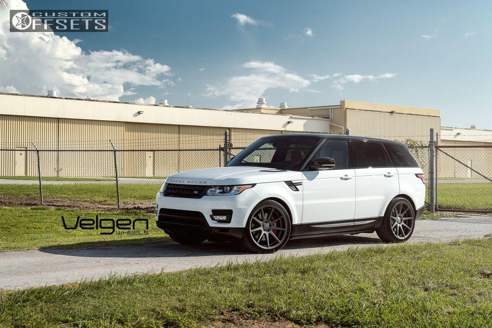 Land Rover Range Rover Sport Velgen Vmb Oem Stock - Range rover stock