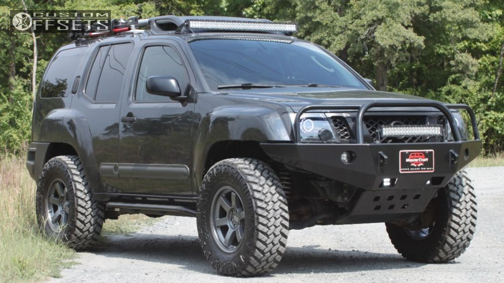 2011 Nissan Xterra Level 8 Mk 6 Nisstec Suspension Lift 3in