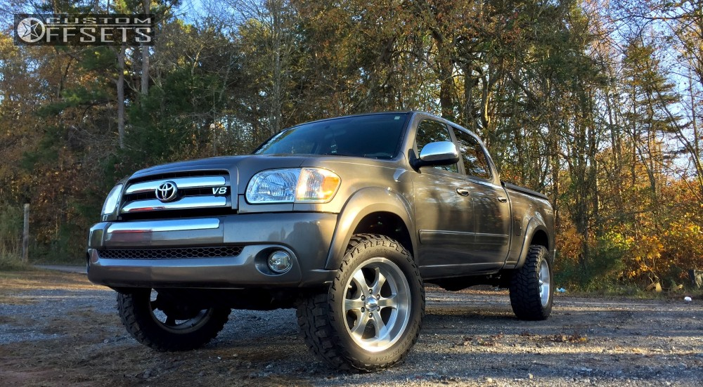 2006 Toyota Tundra Enkei Xsp Rough Country Leveling Kit | Custom Offsets