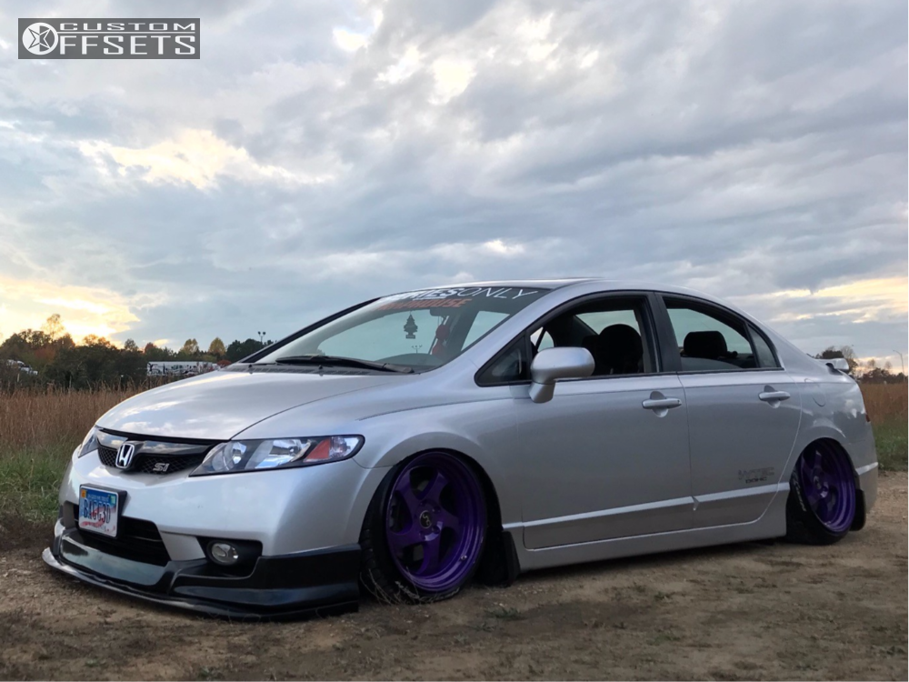 1 2009 Civic Honda Air Lift Performance Suspension Jnc Other Anthracite