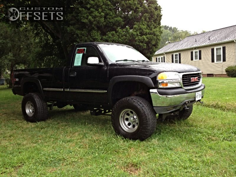 1 1999 Sierra 1500 Gmc Suspension Lift 6 Ion 171 Polished Polished Super Aggressive 3