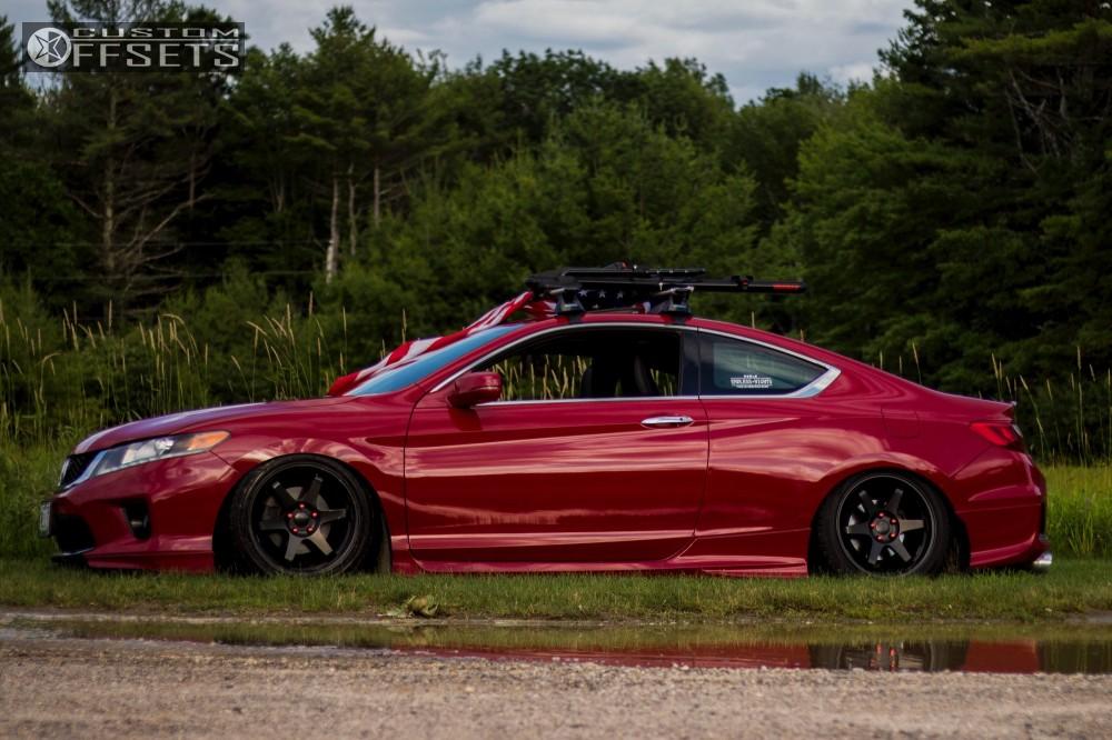 2013 Honda Accord Varrstoen Es2 Air Lift Performance Air Suspension