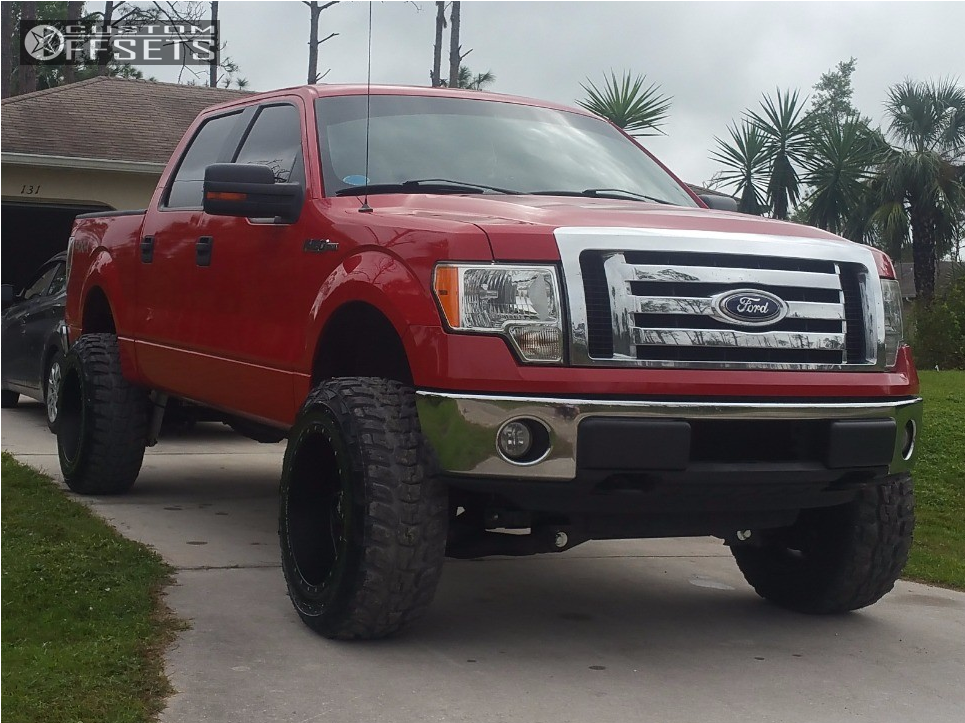 2010 Ford F 150 Red Dirt Road Rd01 Superlift Suspension Lift 6in