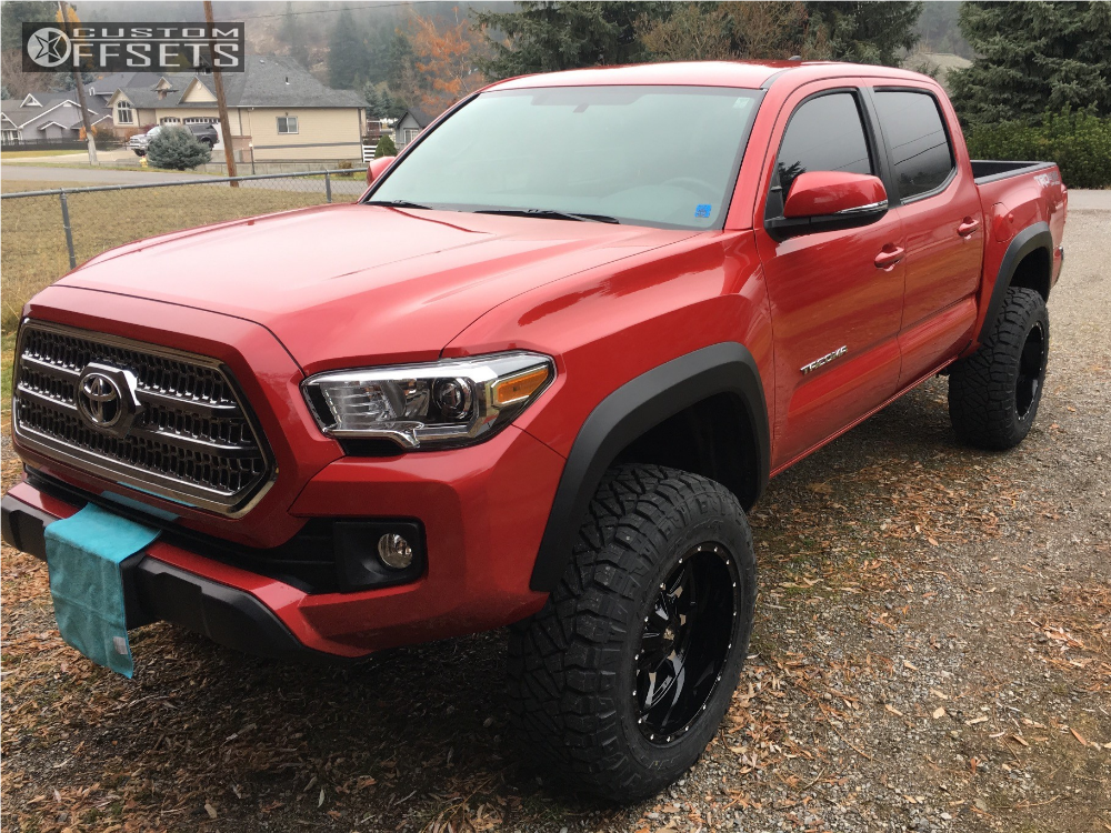 Leveling Kit For Toyota Tacoma Autos Post