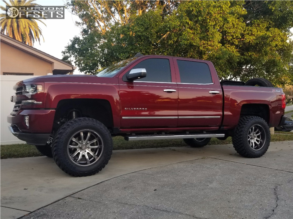 Chevy Silverado 1500 2017 0 60 Autos Post
