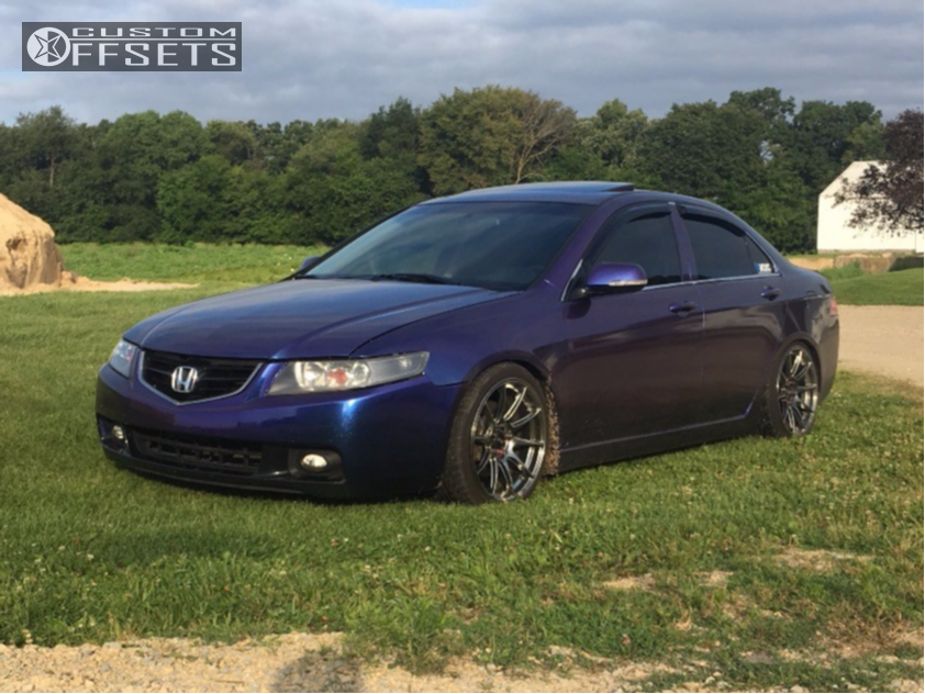 2004 Acura Tsx Xxr 527 Function And Form Coilovers Custom Offsets
