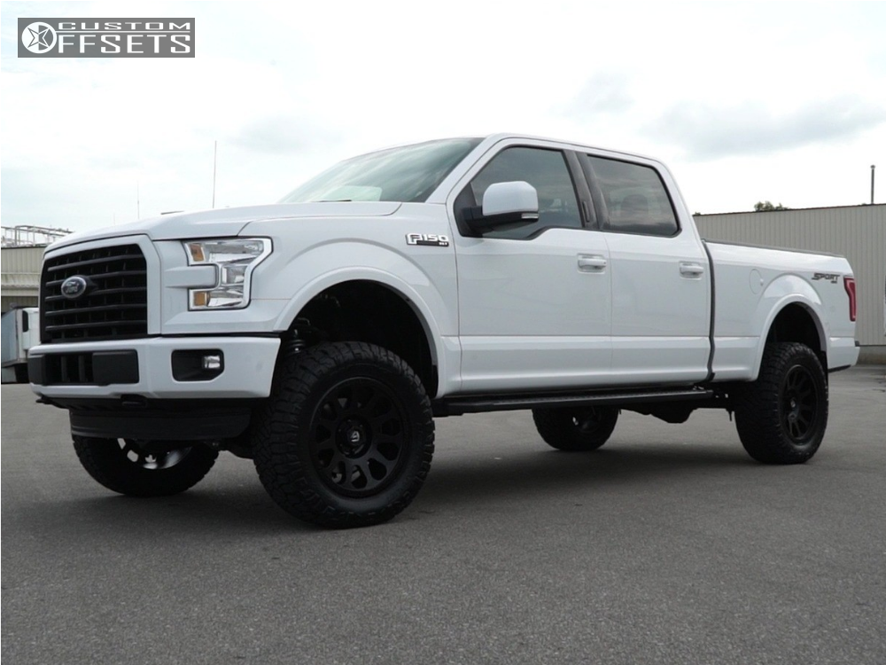 2018 F150 Lift >> 2016 Ford F 150 Fuel Vector Bds Suspension Suspension Lift 4in
