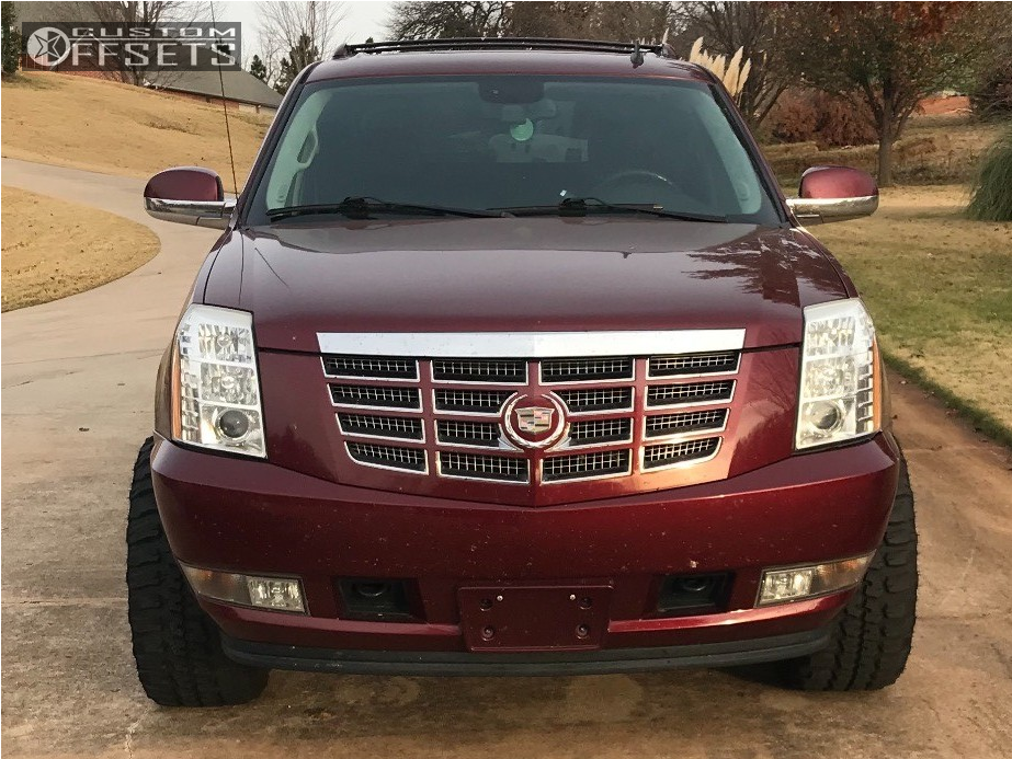 2008 cadillac escalade ext moto metal mo962 ccm leveling kit. Black Bedroom Furniture Sets. Home Design Ideas