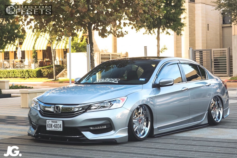 2017 honda accord work ls207 air lift performance air. Black Bedroom Furniture Sets. Home Design Ideas