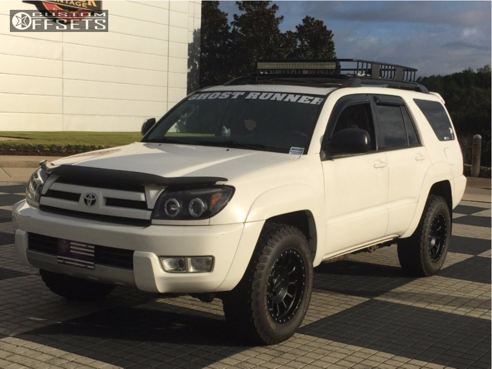 1 2003 4runner Toyota Stock Stock Pro Comp 01 Black