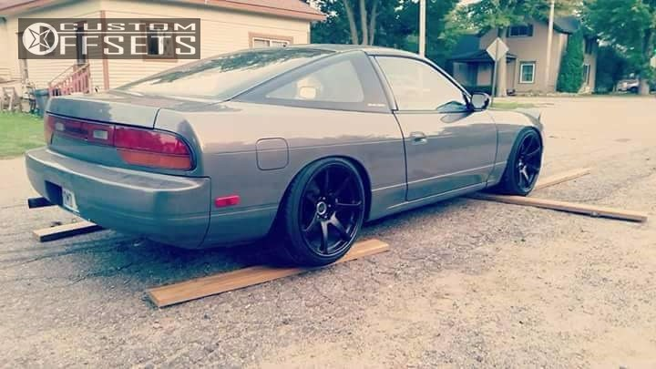 1989 Nissan 240sx Mb Wheels Battle Isr Coilovers Custom Offsets