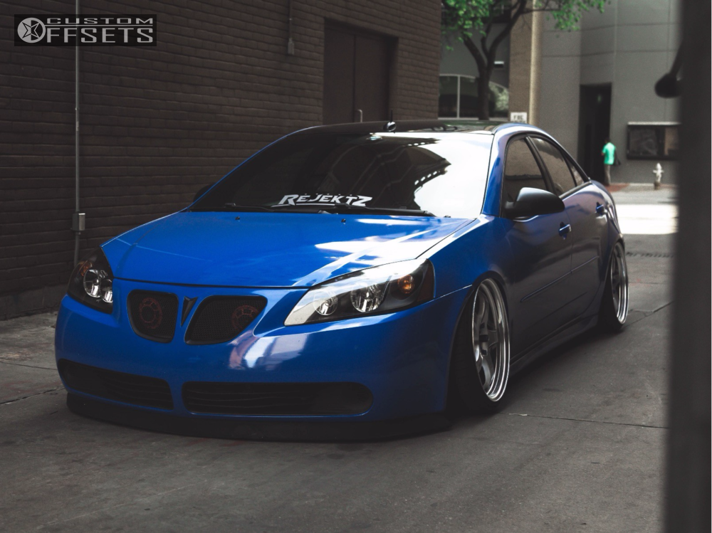 2008 Pontiac G6 Work Meister S1r Universal Air Suspension