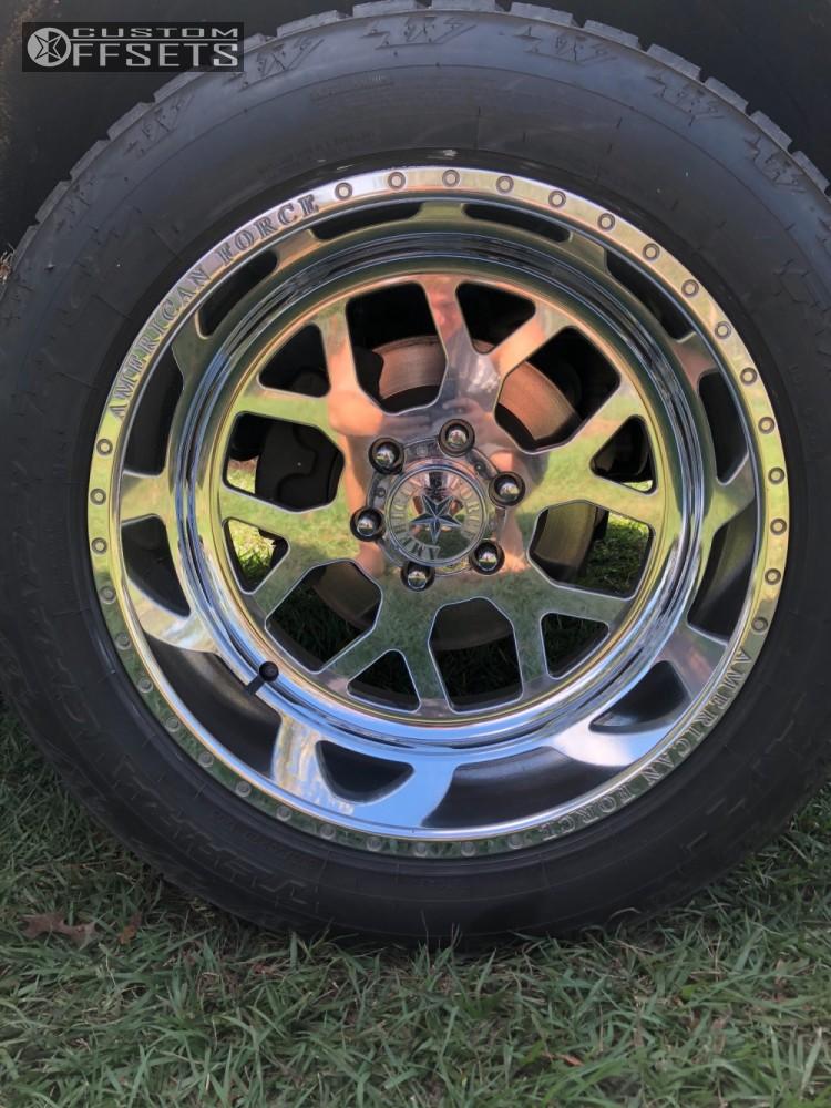 5 2015 Silverado 1500 Chevrolet Stock Stock American Force Shield Ss Polished