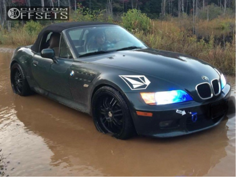 2000 Bmw Z3 Axis Bc Racing Coilovers
