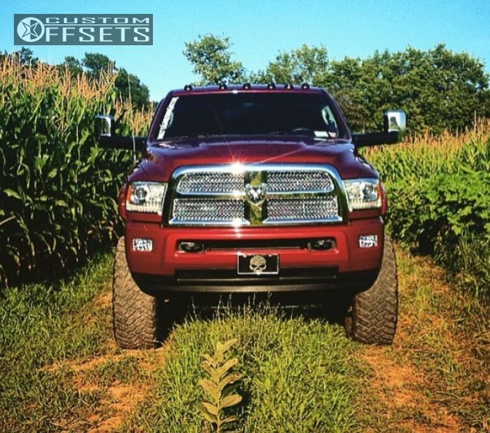 70 1 2013 2500 Ram Suspension Lift: 2013 Ram 2500 Bmf Novakane Bds Suspension Suspension Lift 6in