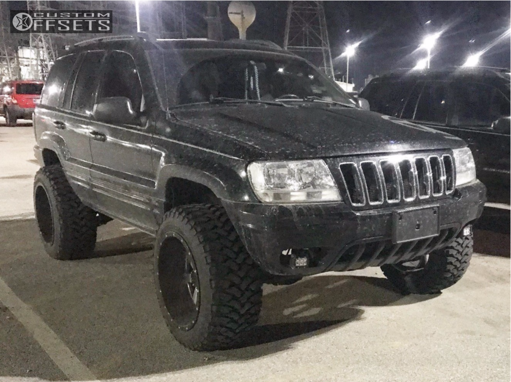 2002 jeep grand cherokee gear off road big block zone suspension lift 4 custom offsets 2002 jeep grand cherokee gear off road