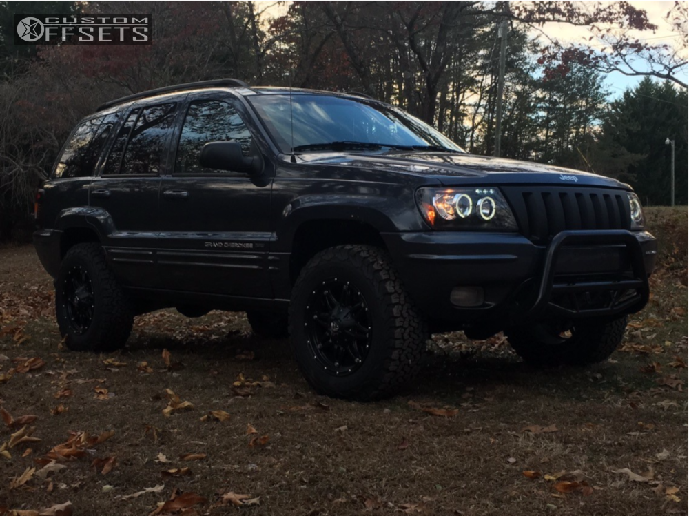 25+ Jeep Cherokee 2003 Black