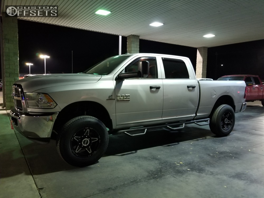 2014 Ram 2500 Vision Wizard Hbs Leveling Kit | Custom Offsets
