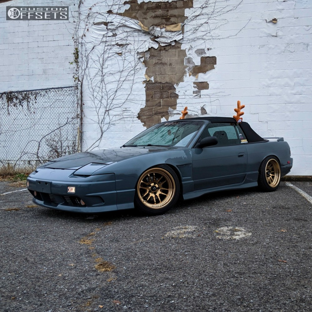1993 Nissan 240sx Cosmis Racing Xt 206r Isr Coilovers