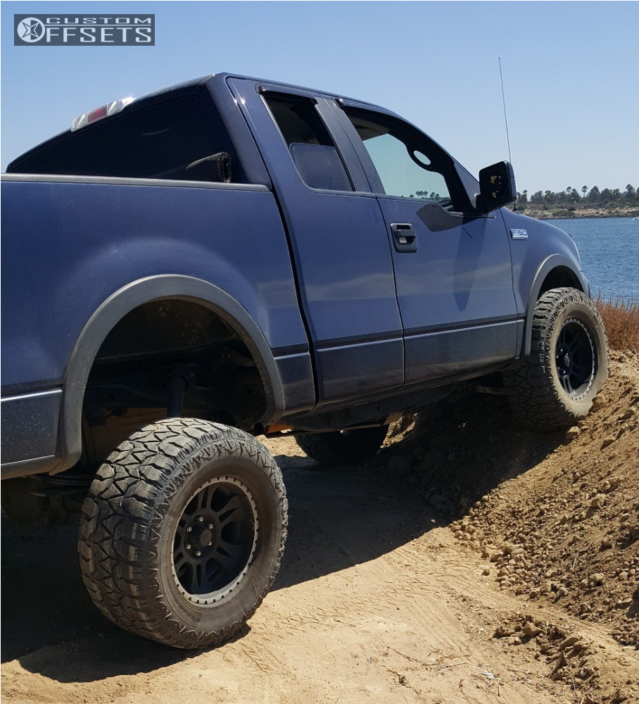 2005 Ford F 150 Alloy Ion Style 195 Not Sure Suspension