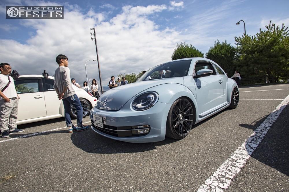 1 2017 Beetle Volkswagen Kw Coi 3sdm 001 Black