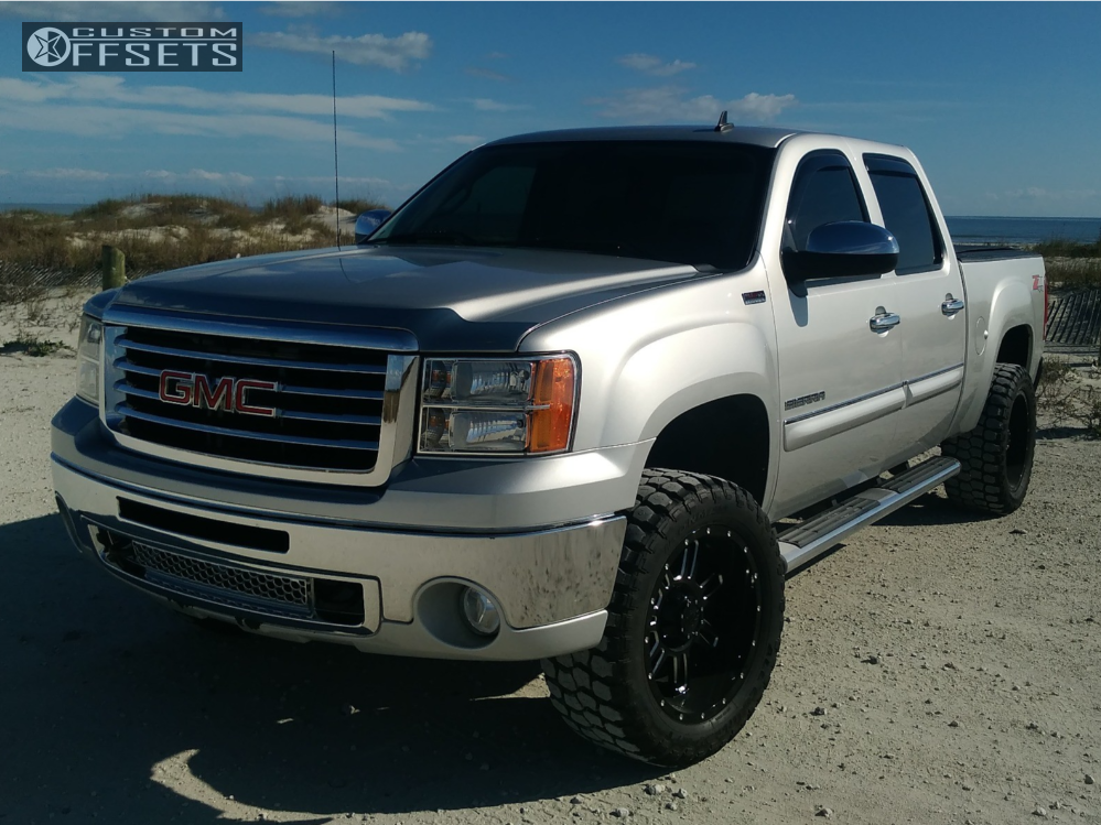 service manual  removing 2010 gmc sierra 1500 facelift