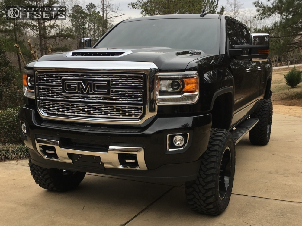 2018 gmc sierra 2500 hd sota awol bds suspension suspension lift 65in. Black Bedroom Furniture Sets. Home Design Ideas