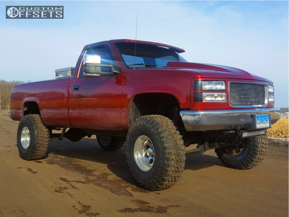 1988 Gmc K1500 Pacer Lt Rough Country Suspension Lift 4in