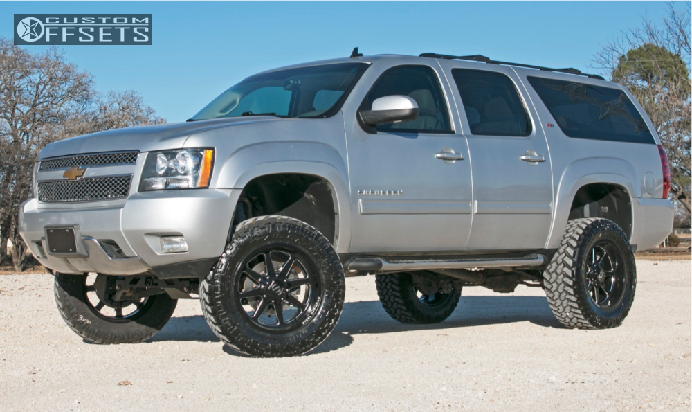 2010 chevrolet tahoe steel off road sd610 rough country. Black Bedroom Furniture Sets. Home Design Ideas