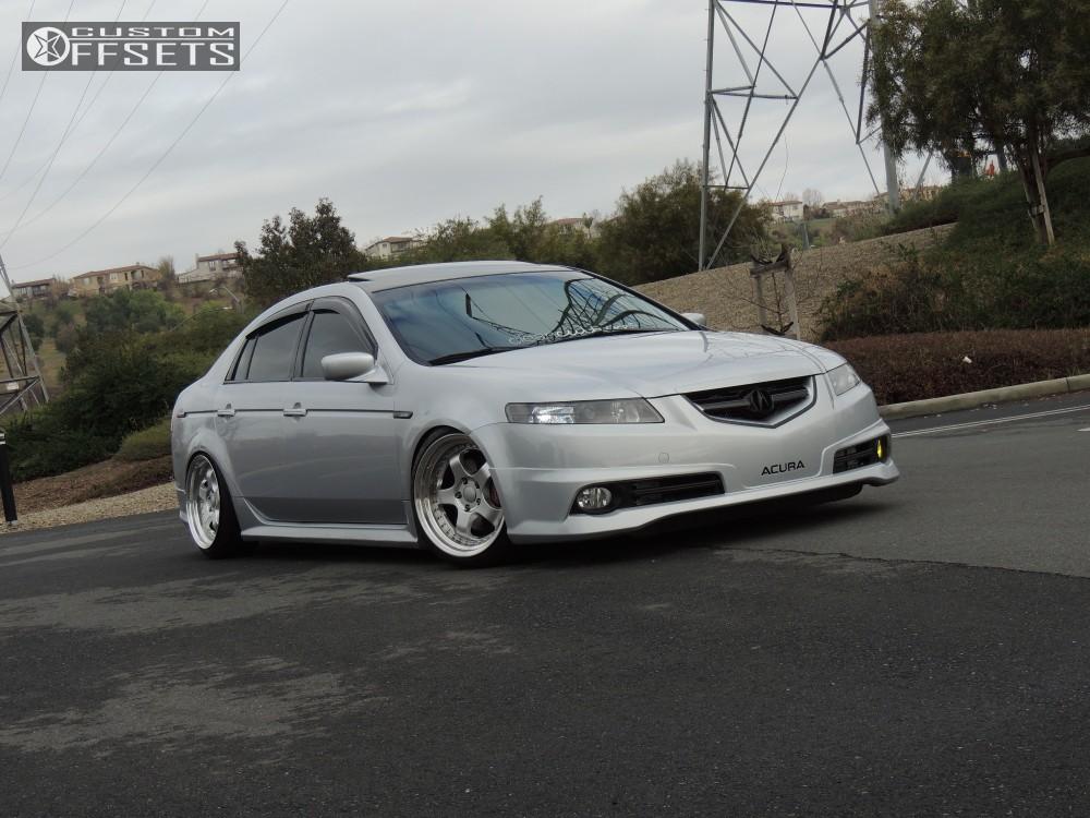 2005 Acura Tl Esr Sr06 Tein Coilovers