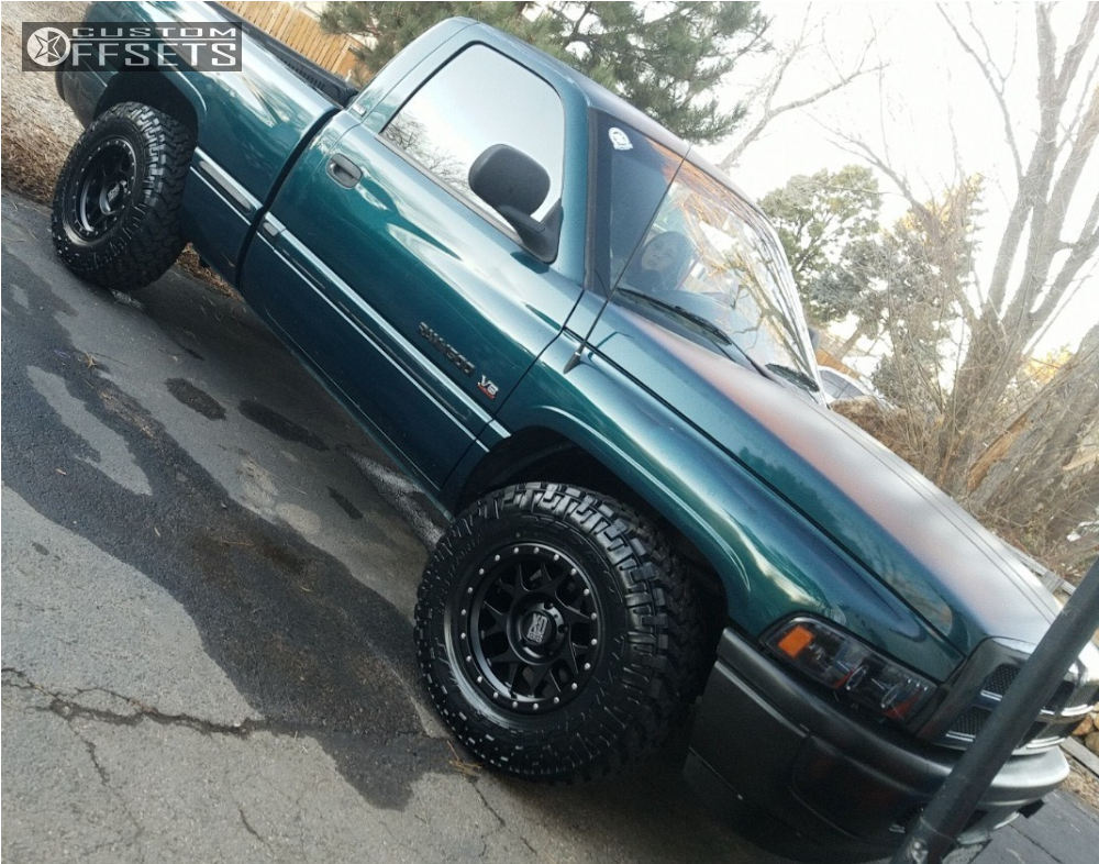 1998 dodge ram 1500 xd xd127 bilstein leveling kit. Black Bedroom Furniture Sets. Home Design Ideas