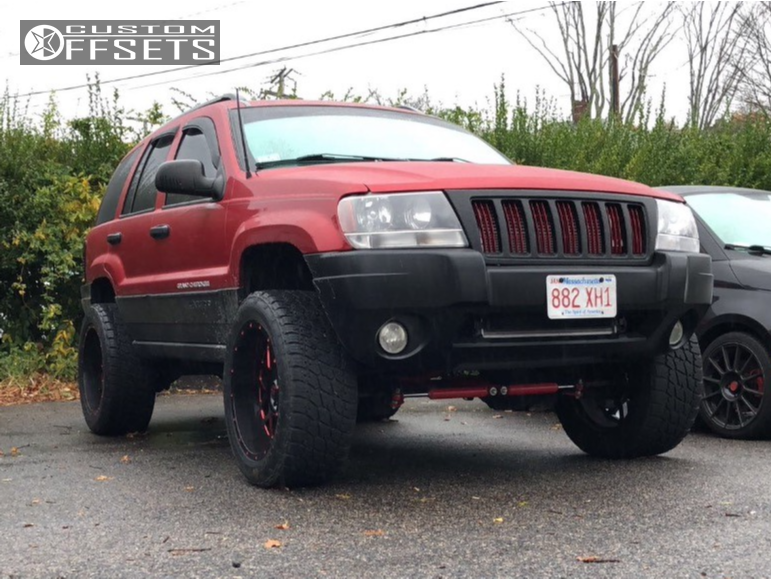 bds suspension 448h 4 suspension lift kit jeep grand cherokee wj custom offsets bds suspension