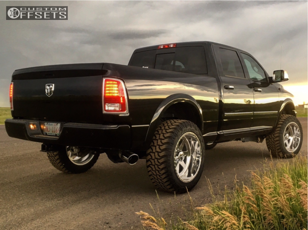2016 Ram 3500 American Force Independence Ss Unknown Leveling Kit
