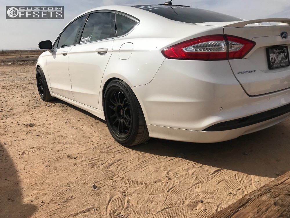 2013 Ford Fusion Cosmis Racing Xt 206r Hr Lowering Springs