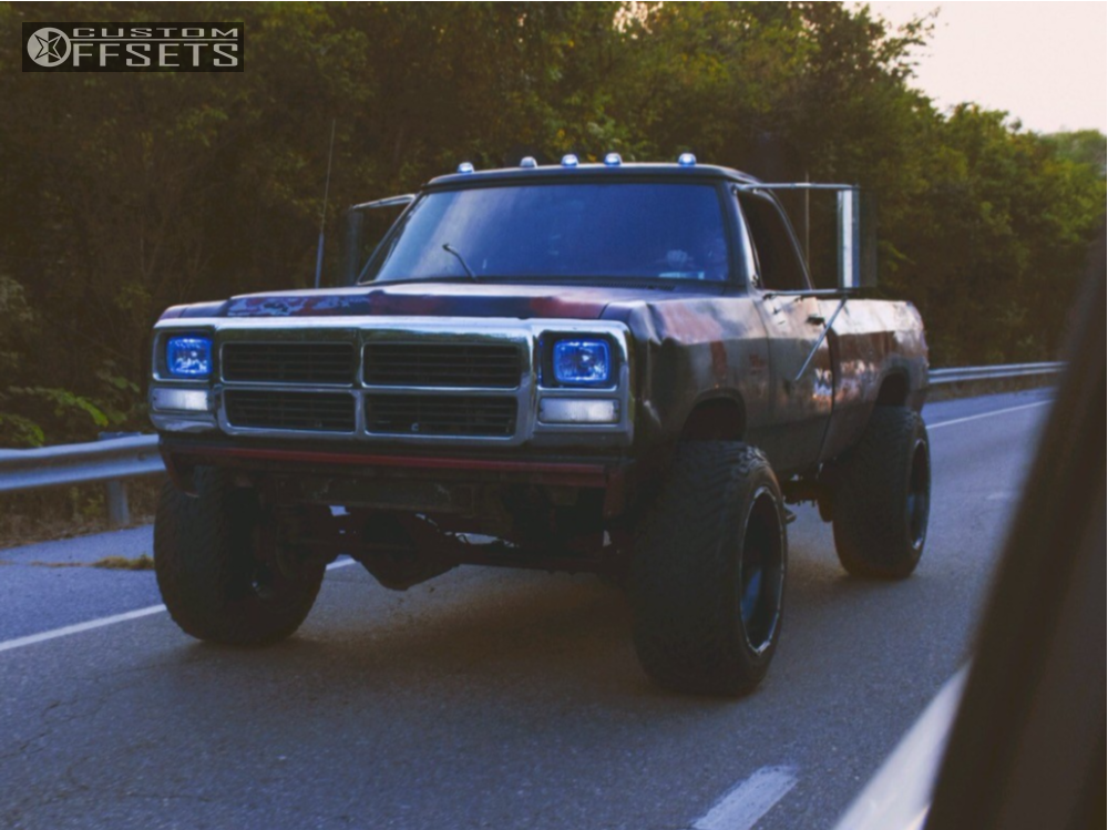 dodge w250 lift kit