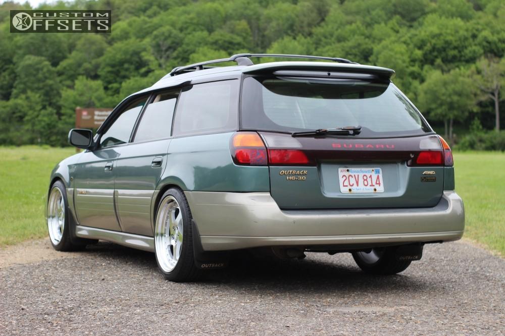 2001 Subaru Outback Custom >> 2001 Subaru Outback Esr Sr02 K Sport Coilovers