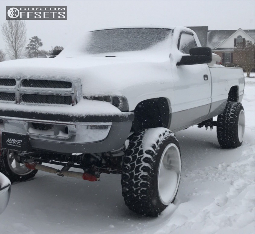 1996 Dodge Ram 2500 Fuel Forged Ff02 Superlift Suspension