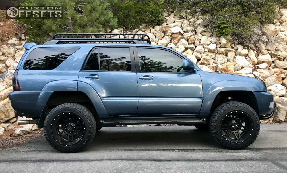 2005 Toyota 4runner Raceline Injector Rough Country
