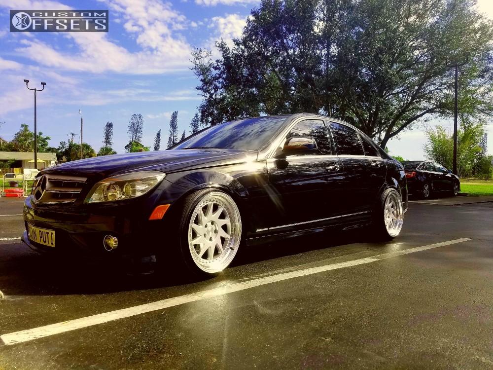 2013 Mercedes Benz C250 Esr Sr09 Cxracing Coilovers | Custom
