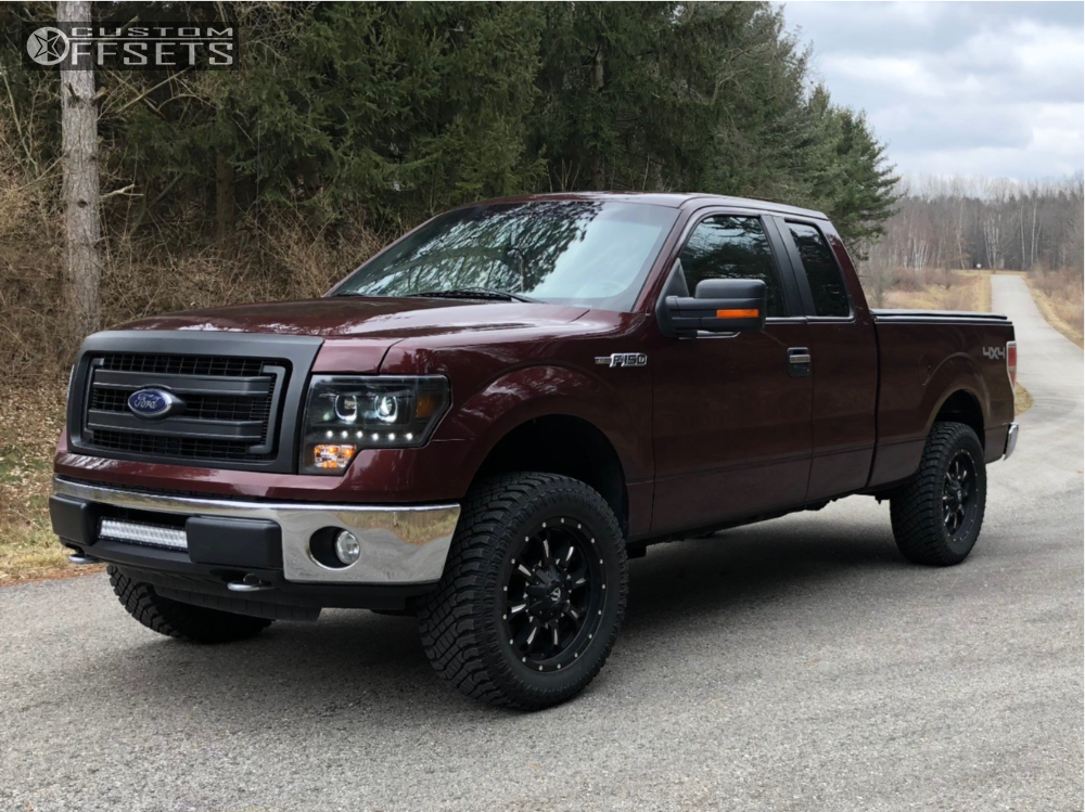 2010 F150 Custom >> 2010 Ford F 150 Fuel Krank Autospring Leveling Kit