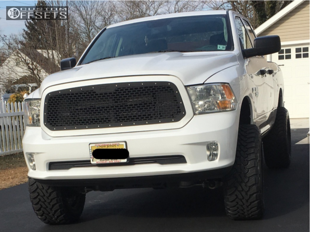 2015 Ram 1500 Accessories >> 2015 Dodge Ram 1500 Xd Rockstar 3 Rough Country Suspension Lift 6in | Custom Offsets