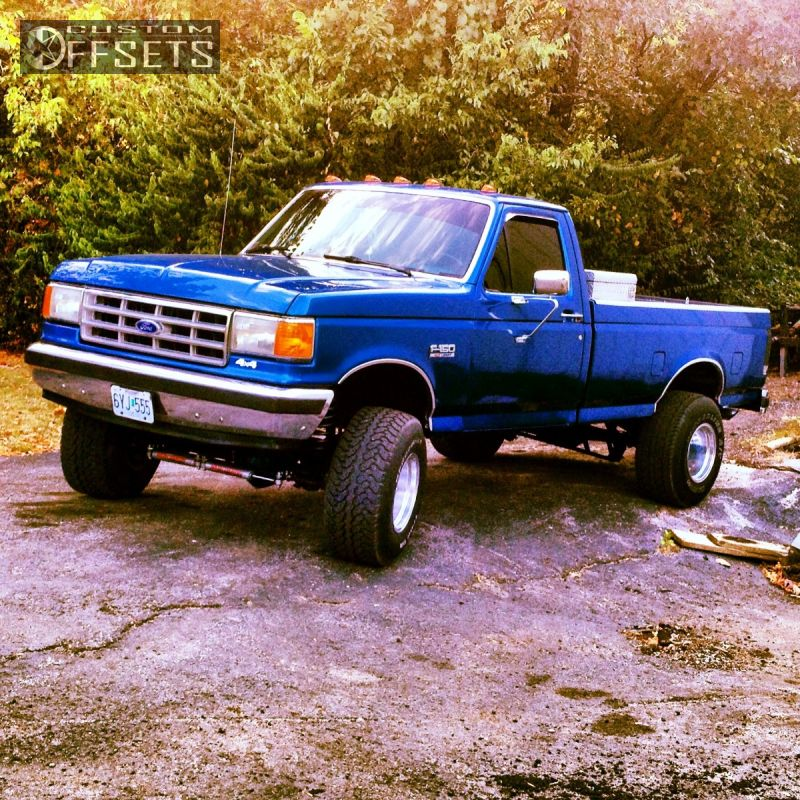 1987 Ford F150 >> 1987 Ford F 150 American Eagle 58 Rancho Custom Offsets